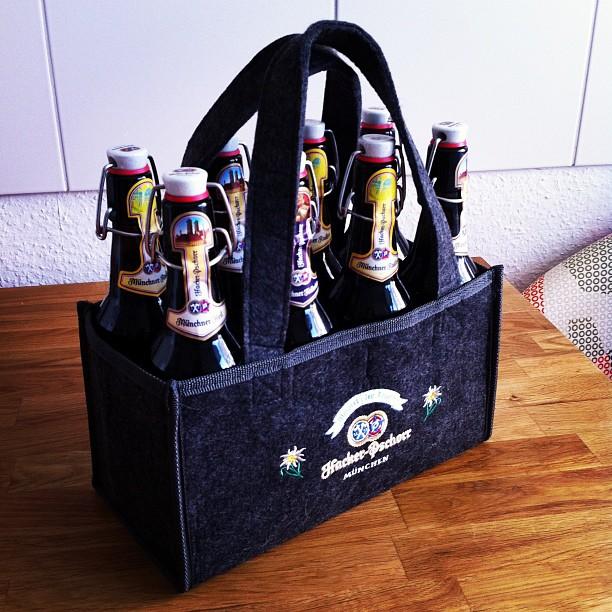 Heute ist der Tag des Deutschen Bieres. Prost!