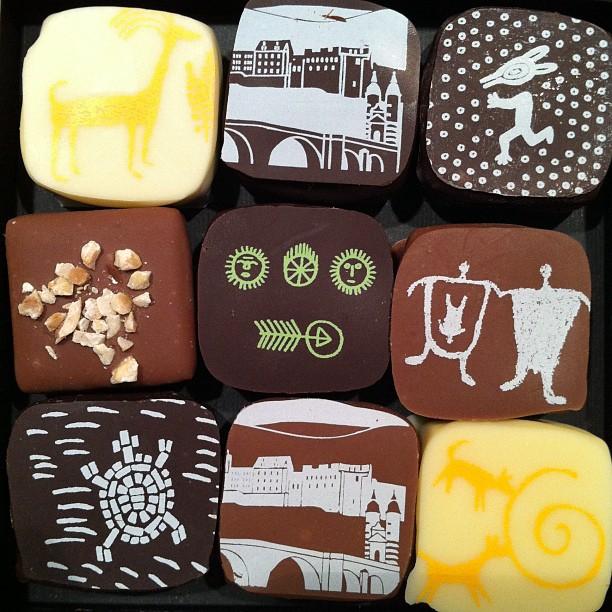 schmelzpunkt - Schokolade & Eiskrem - Special Heidelberg Edition