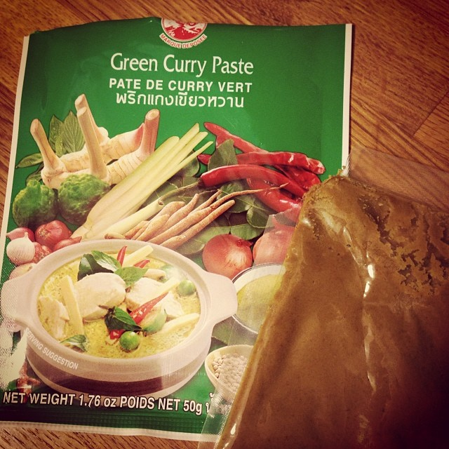 Ganz doll Autschn! #curry