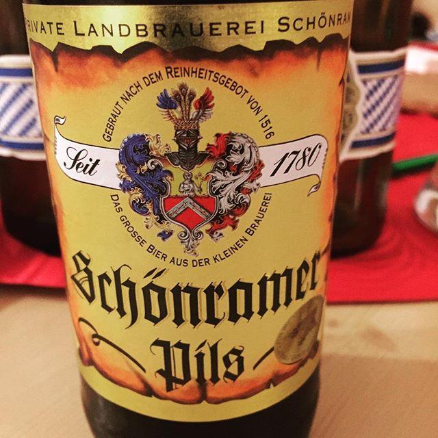 Ein sehr feines Gebräu. #bier
