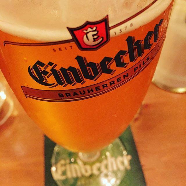 Läuft. #bier