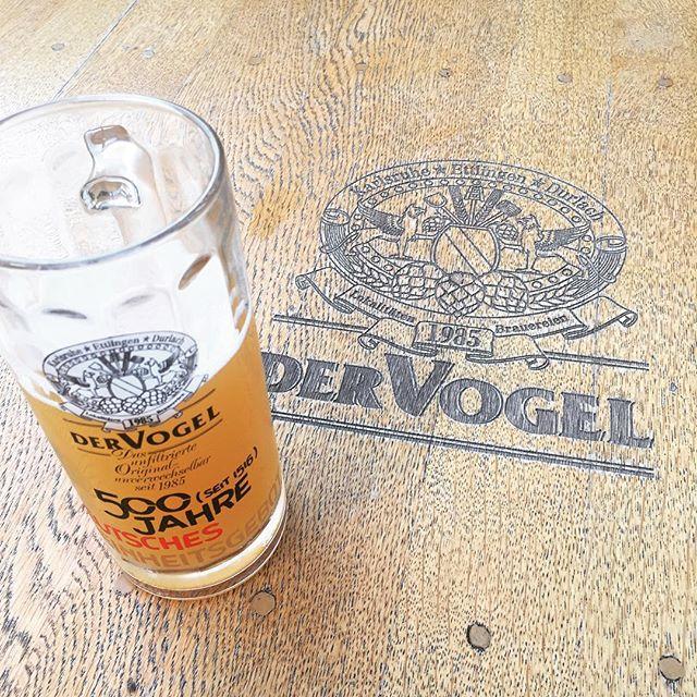 Weizen Doppelbock. Läuft. #bier