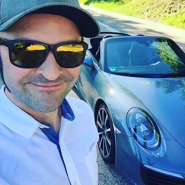 911er Carrera 4 Cabriolet, Schwarzwald und super Wetter. Hatten einen sehr spaßigen Tag. Danke Bernd! ?