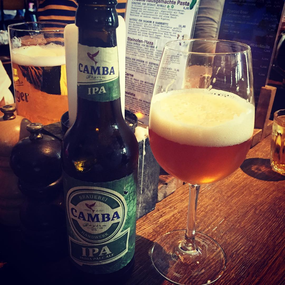 Bestes. Camba IPA. #bier