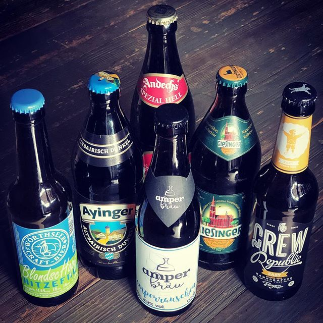 Erlesene Auswahl feiner Bierköstlichkeiten Nr. 27 #bier 😋🍻