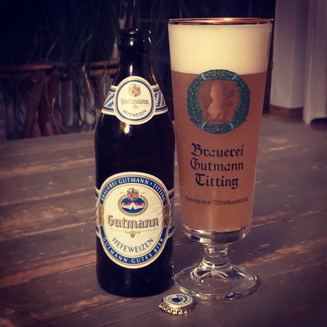 Der heilige Gral. #bier #gutmann #hefeweizen #bestes