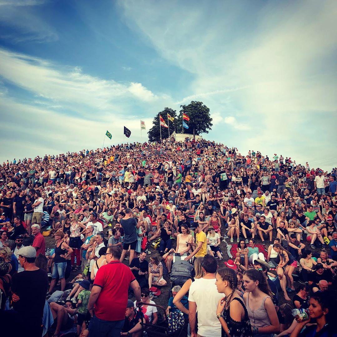 Hügelmenschenhügel 2019 #klotze #dasfest #mountklotz
