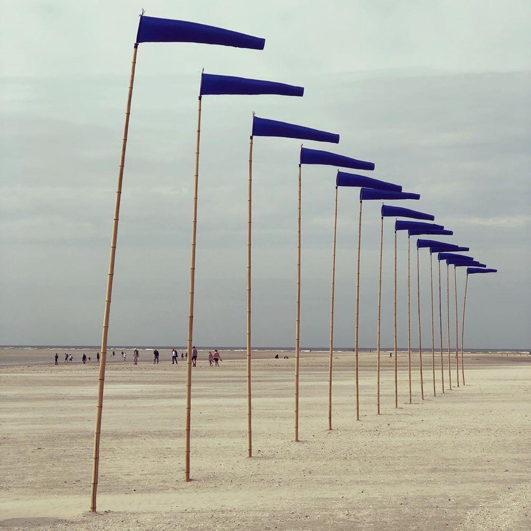 Blåvands Huk #denmark #blåvand #westjuetland #danmark #dänemark #strand #beach #art #artwork